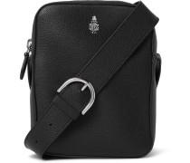 Baker Full-Grain Leather Messenger Bag