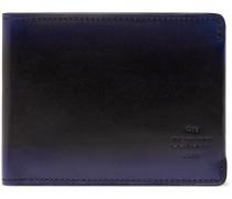Essentiel Epure Leather Billfold Wallet - Black