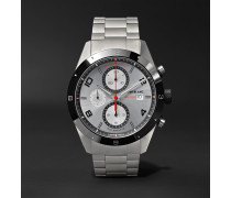 TimeWalker Chronograph Automatic 43mm Stainless Steel and Ceramic Watch, Ref. No. 116099