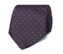 8.5cm Printed Mulberry Silk Tie