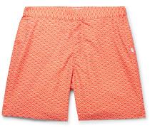 Tropez 3 Mid-length Printed Swim Shorts
