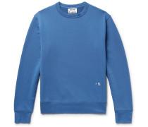 Faise Loopback Cotton-jersey Sweatshirt