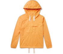 Sailing Smock Cotton-twill Hooded Jacket