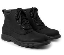 Portzman Waterproof Nubuck Boots