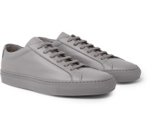 Original Achilles Leather Sneakers - Gray
