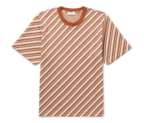 Miles Striped Jersey T-shirt
