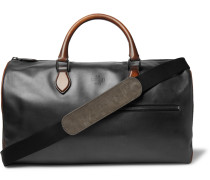 Jour Off Small Leather Holdall