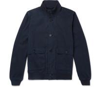 Washed-cotton Jacket