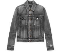 Denim Jacket - Gray