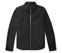 Sven Water-repellent Wool And Nylon-blend Jacket