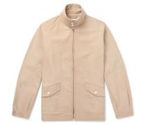 + Kaptain Sunshine Cotton-Twill Blouson Jacket