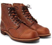 8085 Iron Ranger Leather Boots