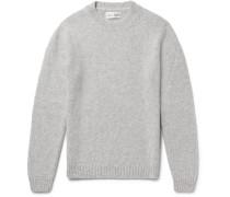 Jakob Slim-fit Alpaca-blend Sweater