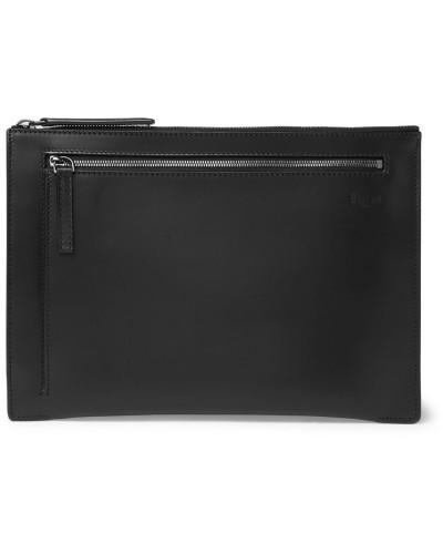 Band Leather Portfolio