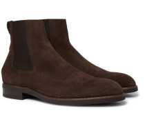 Canon Leather Chelsea Boots