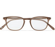 Boon 48 D-frame Matte-acetate Optical Glasses - Brown