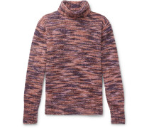 Dylan Wool And Silk-blend Rollneck Sweater