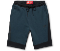 Sportswear Cotton-blend Tech Fleece Shorts