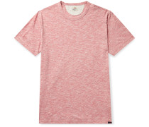Mélange Slub Cotton-Blend Jersey T-Shirt