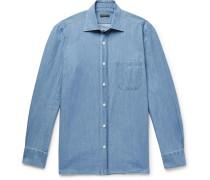 Cotton-chambray Shirt