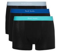 Three-pack Stretch-cotton Boxer Briefs