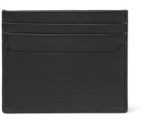 Hampstead Leather Cardholder - Black