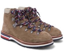 Peak Suede Boots