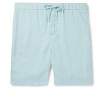 Felipe Slub Linen Swim Shorts