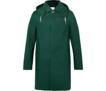 Dunoon Bonded-cotton Raincoat