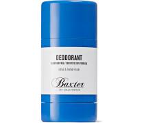 Citrus & Herbal-musk Deodorant, 34ml - Colorless