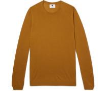 Barca Merino Wool Sweater - Yellow