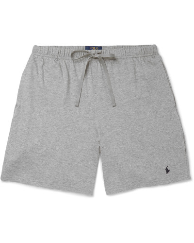 Cotton-jersey Pyjama Shorts