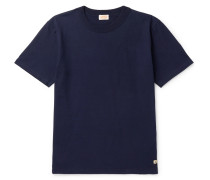 Callac Slim-fit Cotton-jersey T-shirt - Navy