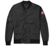 Faber Dura-force Light Bomber Jacket - Black
