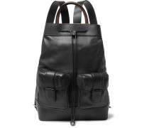 Horizon Leather Backpack