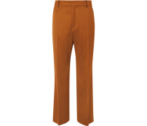 Toby Virgin Wool-twill Trousers