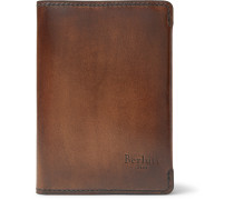 Ideal Leather Cardholder - Tan