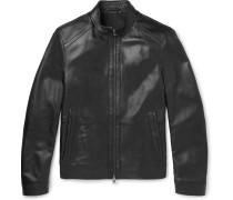 Nestal Leather Jacket