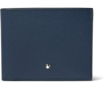 Sartorial Cross-grain Leather Billfold Wallet