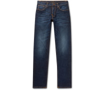 Steady Eddie II Slim-Fit Tapered Organic Stretch-Denim Jeans