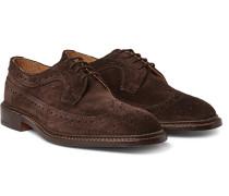Robert Suede Derby Shoes