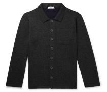 Slim-Fit Merino Wool, Baby Alpaca and Silk-Blend Jacket