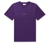 Gotham Logo-Print Cotton-Jersey T-Shirt