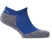 RU4 Stretch-Knit No-Show Socks
