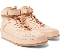Mip-01 Leather High-top Sneakers