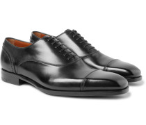 Milano Cap-toe Leather Oxford Shoes