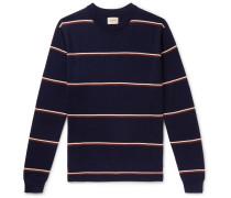 Dilmy Striped Wool Sweater