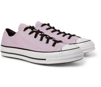 1970s Chuck Taylor All Star Canvas Sneakers - Lilac