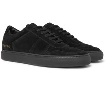 Bball Suede Sneakers - Black