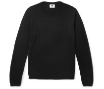 Barca Merino Wool Sweater - Black